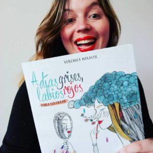 Verónica Maraver, sueños en papel